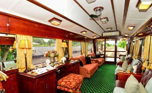 The Royal Livingstone Express Experience